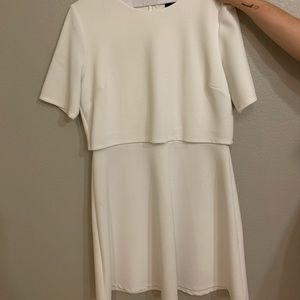 Forever 21 white dress size L